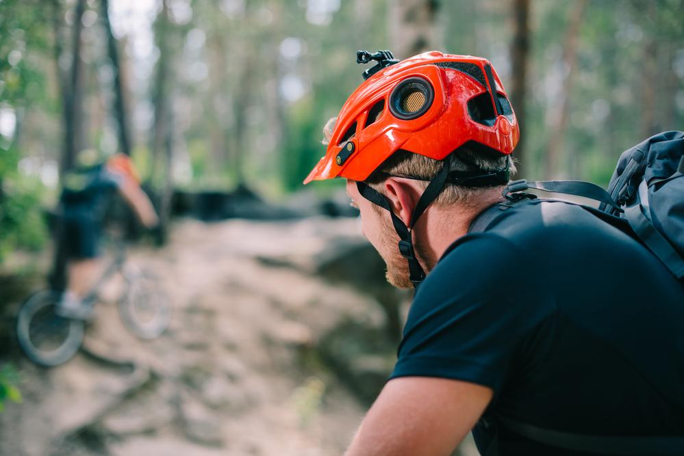 MTB hjelm