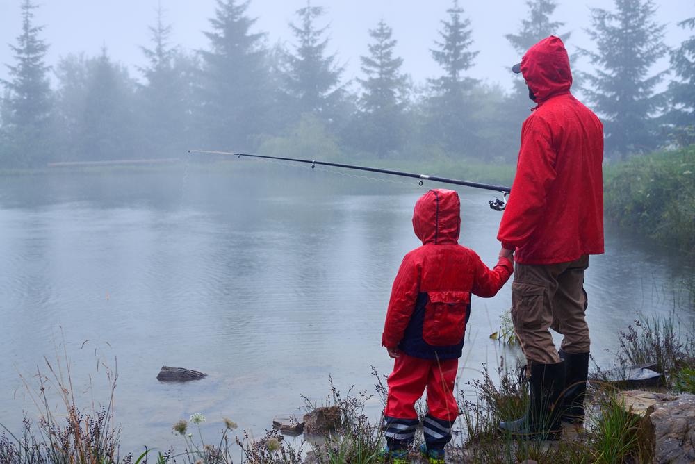 fiskejakke