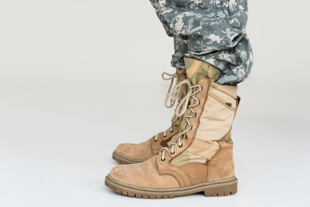 militærstøvler