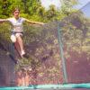 Trampolin til haven