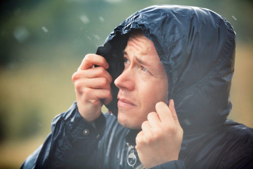 regntøj til det danske vejr