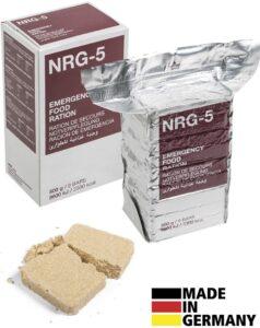 Mil-Tec – NRG-5 Nødration (2300 kcal)