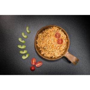 feltrationer med spaghetti bolognese