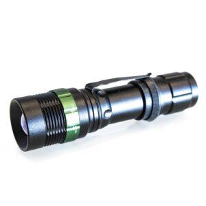 UV Ravlygte 365 nm LED