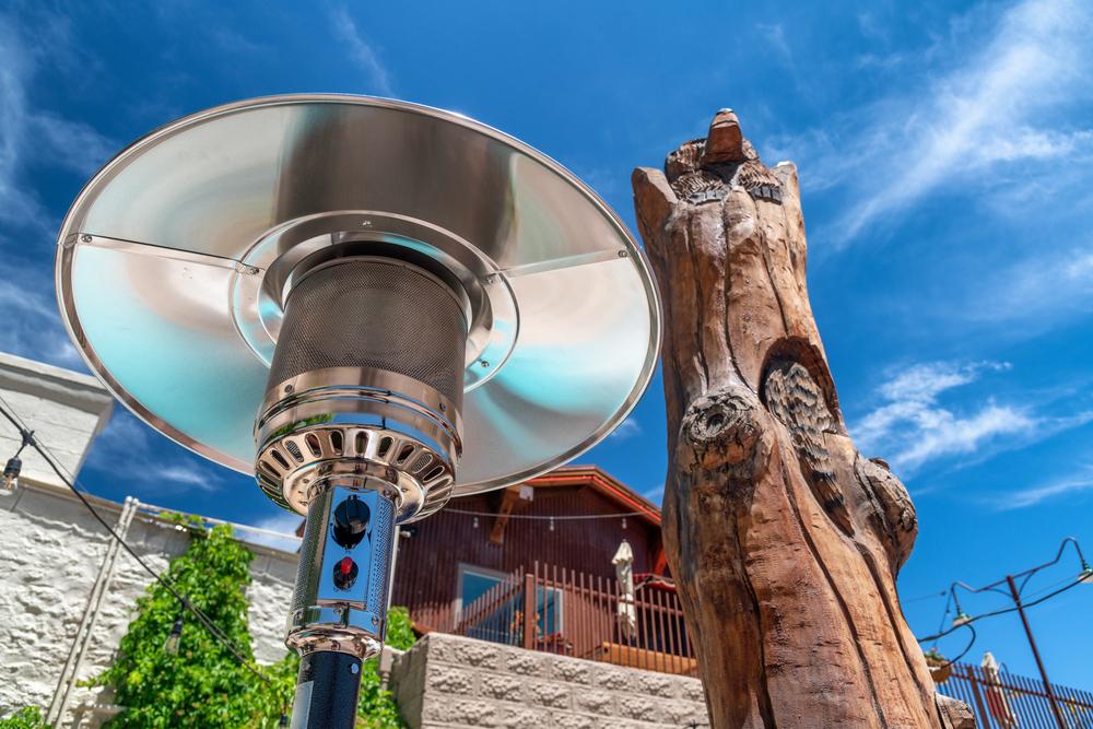 Terrassevarmer – nu også pæn og hyggelig