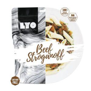 LyoFood Bøf Stroganoff - Laktosefri
