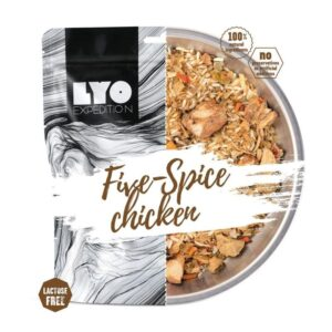 LyoFood Five Spice Chicken - Lactosefri