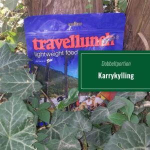 Reiter Travellunch Dobbeltportion, 250 G, KARRYKYLLING