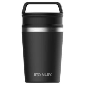 Stanley Adventure Vacuum Mug 0,23 L, MATTE BLACK