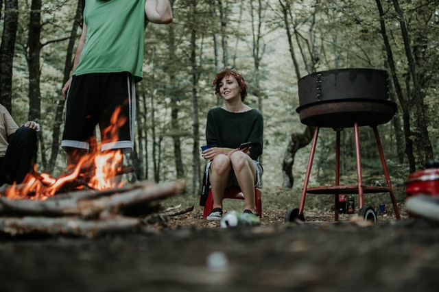 grill telttur